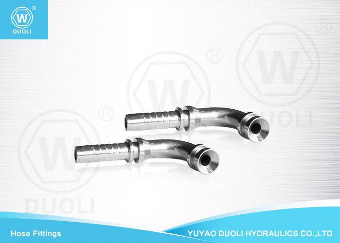 Carbon steel female jic hydraulic hose fittings